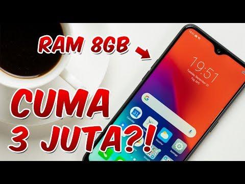 Smartphone dengan RAM Terbesar di Dunia, Harga Mulai 3 Jutaan!