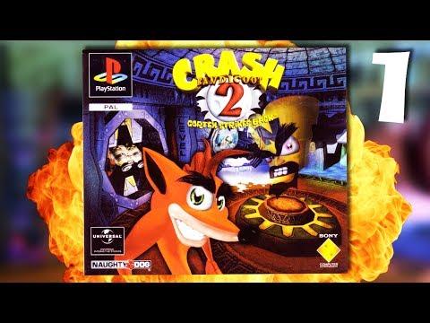 IT'S TIME FOR THE SEQUEL...    Crash Bandicoot N. Sane Trilogy - Crash Bandicoot 2 Part 1