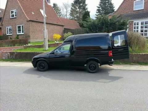 opel combo b aufbereitung youtube. Black Bedroom Furniture Sets. Home Design Ideas