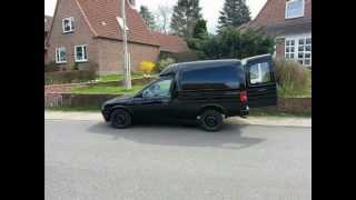 Opel Combo B Aufbereitung