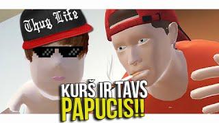PAPUCIS IR ATPAKAĻ   Who's Your Daddy #3
