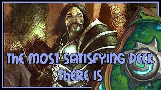 The most satisfying deck there is | Shudderwock shaman | The Witchwood | Hearthstone