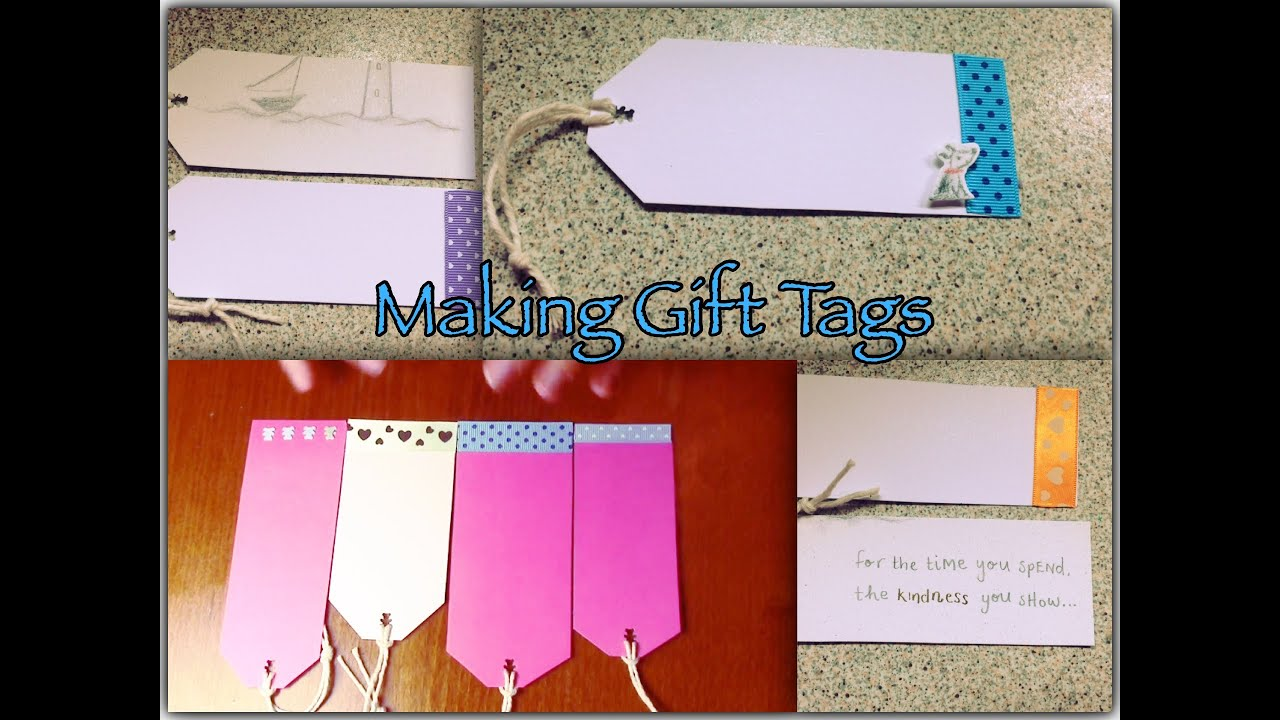 How to make gift tags out of old greeting birthday cards creative how to make gift tags out of old greeting birthday cards creative recycling youtube m4hsunfo