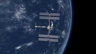 International Space Station Build Ep.13 Tranquility & Cupola (ksp)