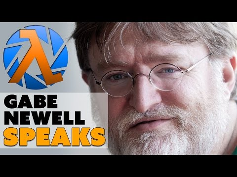 New PORTAL/HALF-LIFE Universe Games! Valve's Future! Gabe Newell SPEAKS - The Know Game News