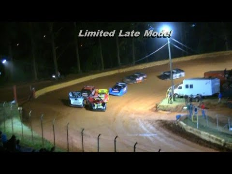 Limited Late Model at Toccoa Raceway April 6th 2019