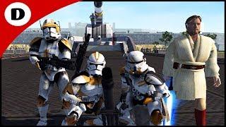 COMMANDER CODY UNDER SIEGE - Men of War: Star Wars Mod