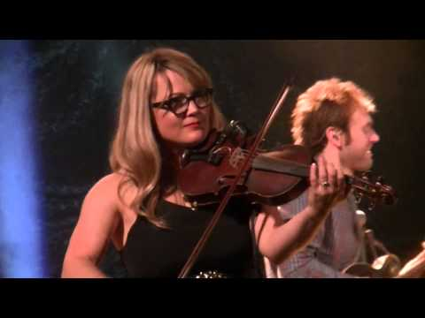 Nickel Creek-The Fox live in Milwaukee, WI 5-10-14