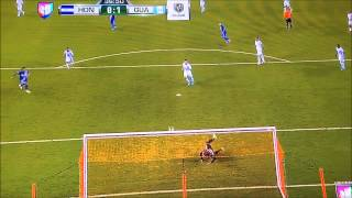 Gol de Marco Pappa - Guatemala vs Honduras Copa UNCAF 2014
