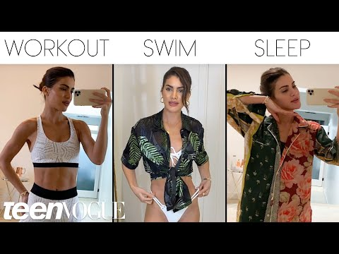 Camila Coelho's Style Routine, From Bikinis to Pajamas | Teen Vogue