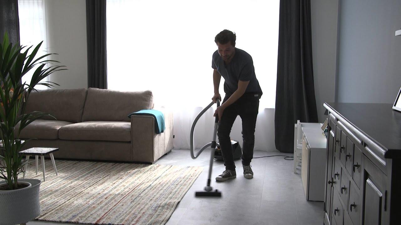 WEEK 2: Je woonkamer (zo snel mogelijk) schoonmaken doe je zo - YouTube