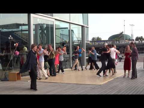 Tangomarathon Muziekgebouw aan het IJ Amsterdam 2013