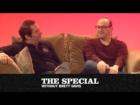 Josh Gondelman & Seth Herzog Interview | The Special Without Brett Davis
