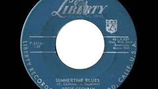 1958 HITS ARCHIVE: Summertime Blues - Eddie Cochran