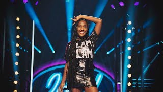 Jemima Hicintuka sjunger Alarm i Idols kvalvecka - Idol Sverige (TV4)