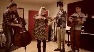 The Izzy Burns Quartet- Red Rocking Chair
