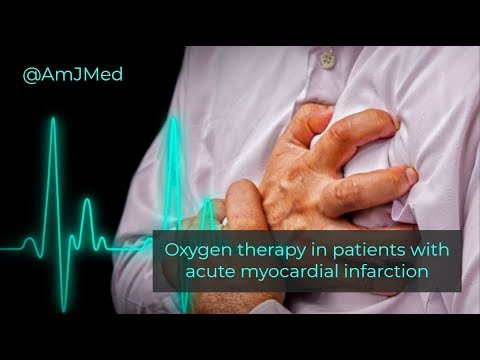 Oxygen Therapy In Patients With Acute Myocardial Infarction