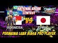 Luar Biasa Kerja Sama Pro Player Indonesia Kalahkan Jepang Dengan Sangat Mudah Dengan Skor 30 03