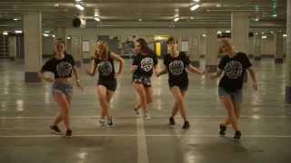 Choreografia Dancehall by Scandalize Crew || Mambo