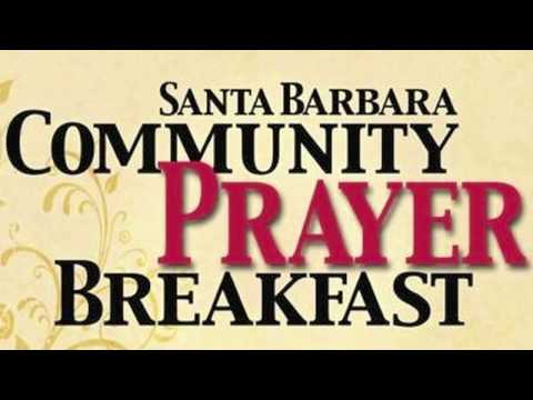 2016 Santa Barbara Community Prayer Breakfest