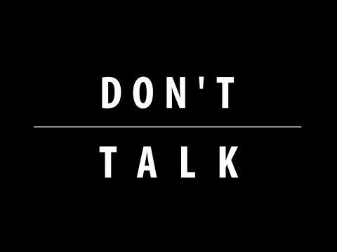 Decatur - Don't Talk (Music Video)