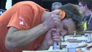SwissSkills Bern 2014 | Power-Schreinern