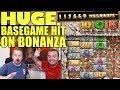 Big win in Bonanza - 117,000 Megaways