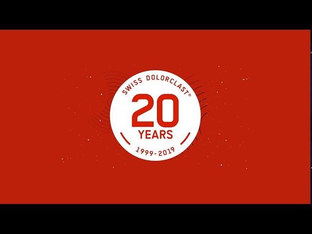 Swiss DolorClast® Method 20th anniversary