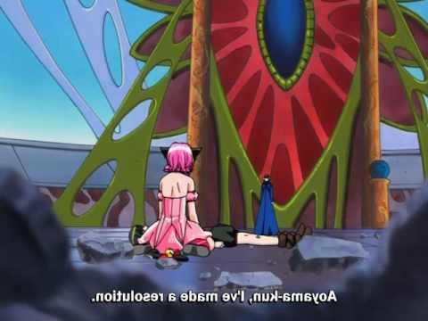 kisshu x ichigo love story - part 1