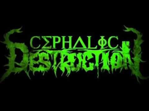 Cephalic Destruction  - Que Provoque Terror (2015) mp3