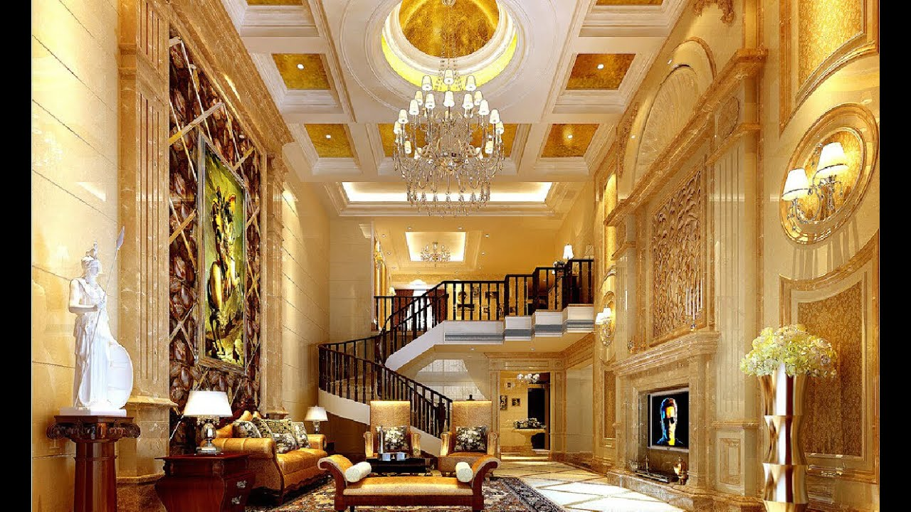 3d Wallpaper For Living Room In India Best Visualization Tools Super Luxurious Living Part 2