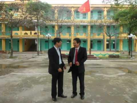 Về thăm trường Phạm Văn Nghị (cấp 3 Ý Yên B)