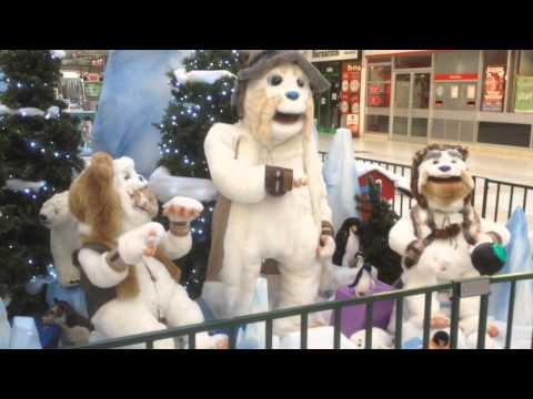 The Singing Yetis live at The Westside Plaza Edinburgh, Scotty-Land