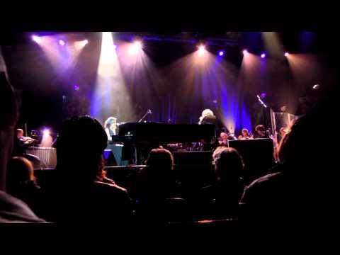 Chantal Kreviazuk  Leaving on a Jet Plane with Toronto symphony orchestra 11