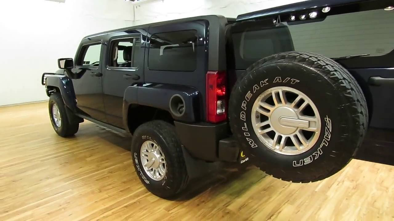 2008 Hummer H3 Suv H3x Carvision Com