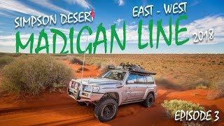 Simpson Desert Madigan Line by 4wd | It