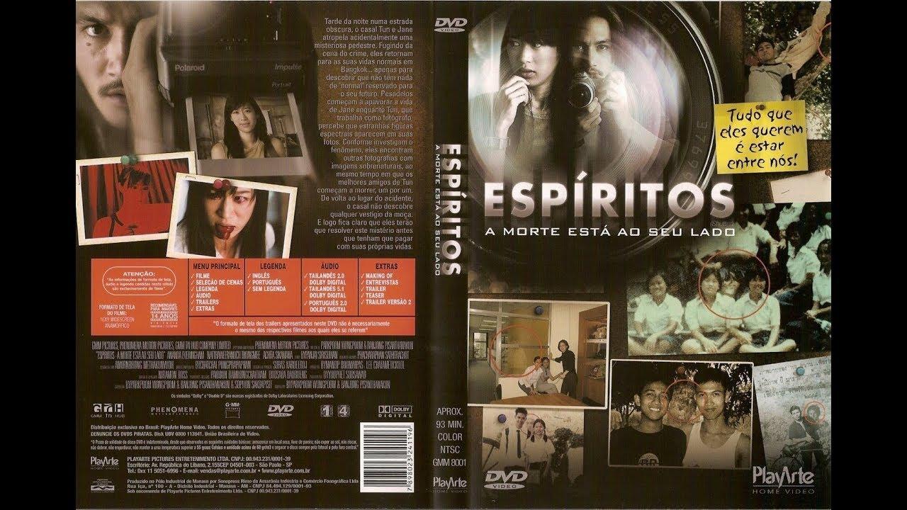 Espíritos - A Morte Está Ao Seu Lado - 2004 (Dublado) - YouTube