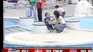 Tina Ivanovic - Zaljubljena - Leto na Bazenima - (TV BN 2009)