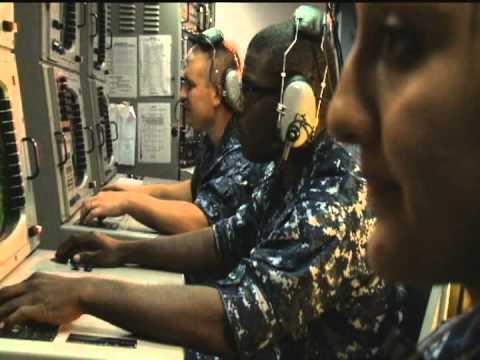 Navy Sonar And Environmental Stewardship