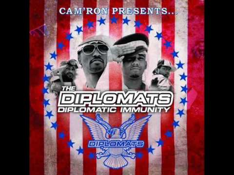 I Really Mean It Screwed & Chopped - Diplomats Cam'Ron & Jim Jones