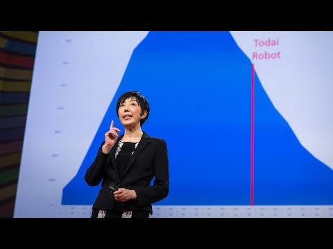Can a robot pass a university entrance exam? | Noriko Arai