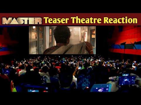master-teaser-reaction- -rohini-theatre-response-from-fans- -vijay- -lokesh-kanagaraj- -ocmedia