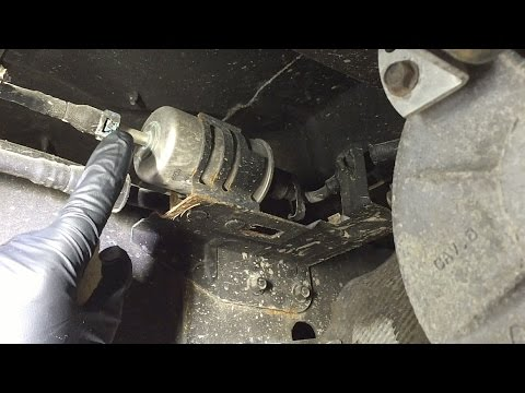 ford taurus fuel filter replacement replacing fuel filter for ford taurus