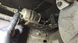 Ford F-150 Fuel Filter Replacement w/ Tips!