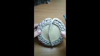 МК Идеальная обвязка донышка/Трикотажная пряжа