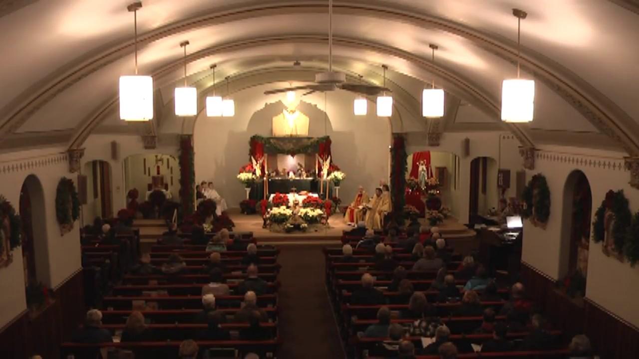 St  Ann's Mass  12-24-17