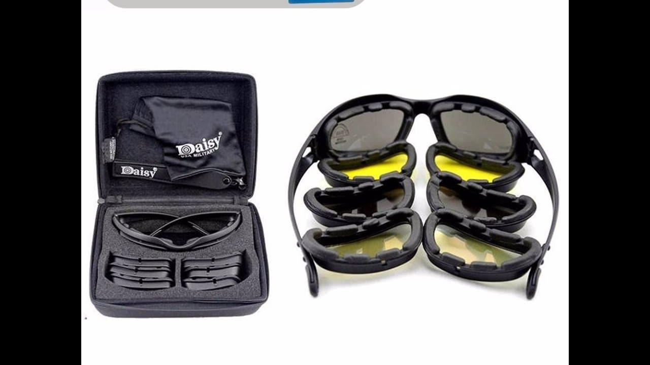 7ad8cf5ba نظارة ماركة ديزي الامريكية بأربع عدسات!! - YouTube