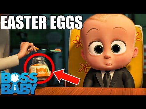 Thumbnail: 35 Easter Eggs of THE BOSS BABY You Didn't Notice
