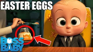 35 Easter Eggs of THE BOSS BABY You Didn't Notice