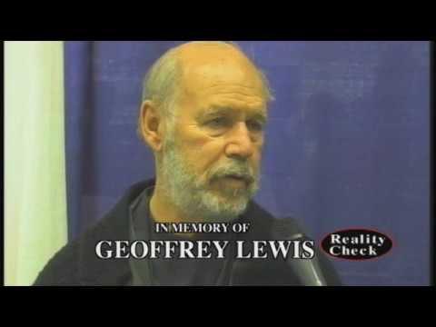 Geoffrey Lewis at Wonder Con '09